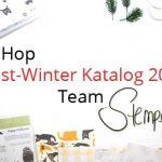 Blog Hop zum Herbst- Winterkatalog 2017